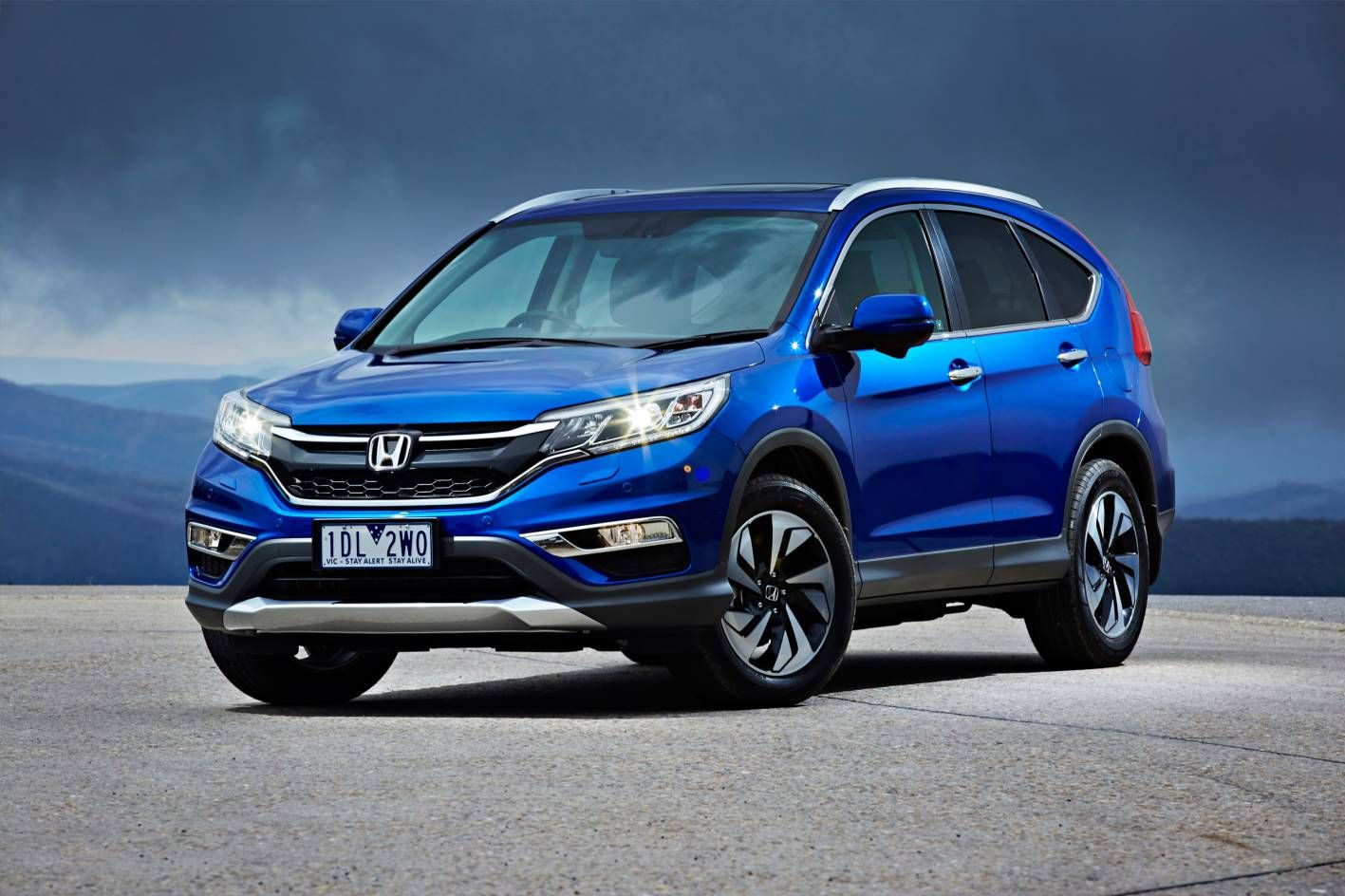 2015 Honda Cr V Series Ii On Sale In Australia From 27 490 With