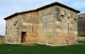 Santa María de Quintanilla de las Viñas. Finales del s.VII. Arquitectura visigoda.