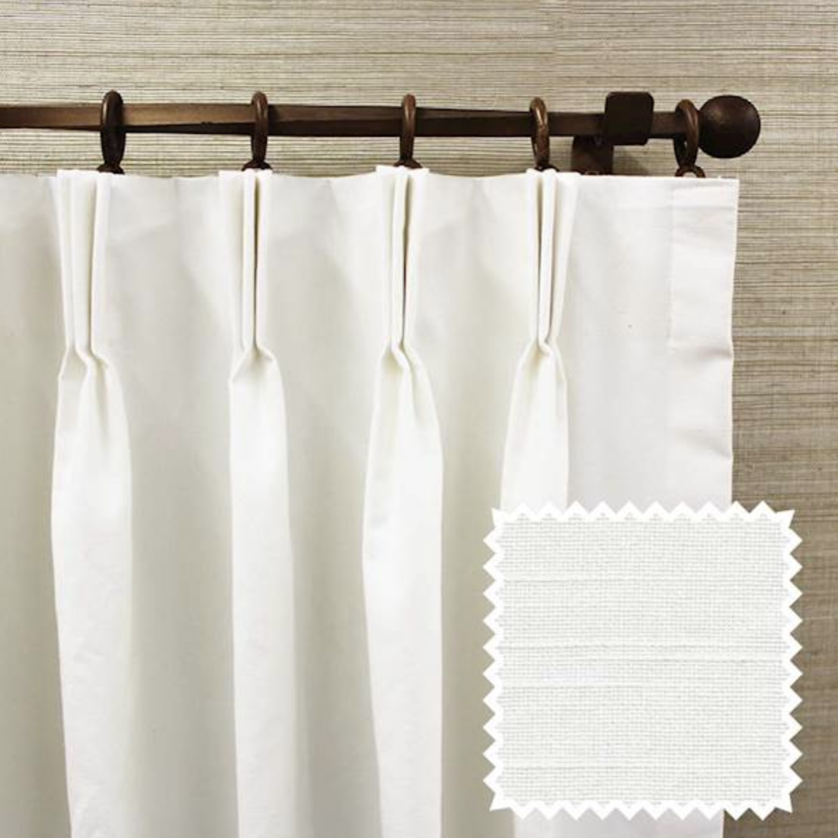 Exclusively From Buyfabrics Com Our Beautifully Made Custom Curtains Are Sold By The Pair And Are Fully Lined In Premium White Th