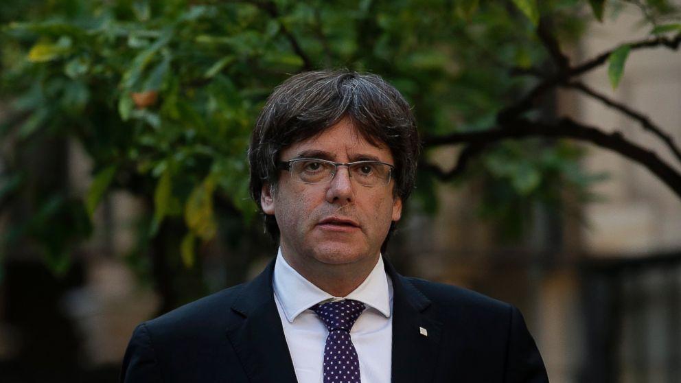 Spain ready to revoke Catalan autonomy amid independence bid - Sharing #ABC #News Feed