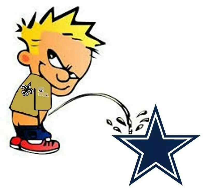 Piss on cowboys