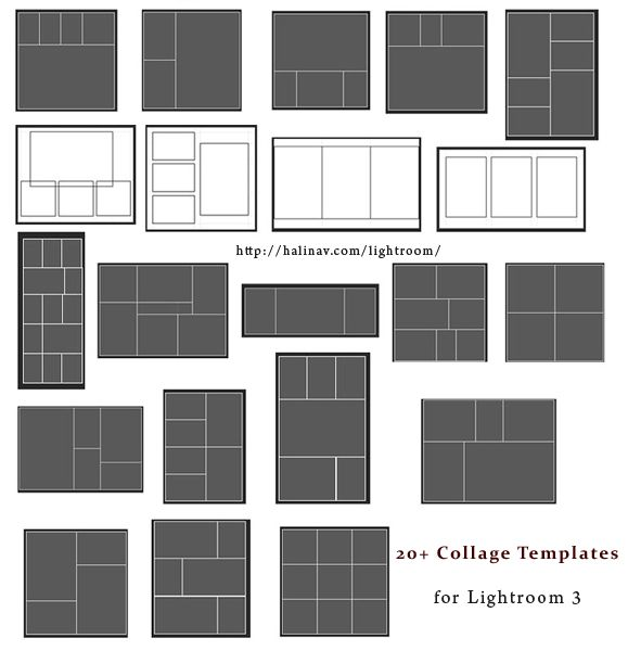 free lightroom collage templates | Photo | Pinterest | Collage ...