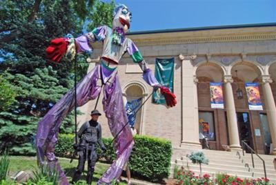 Image result for mardi gras puppet