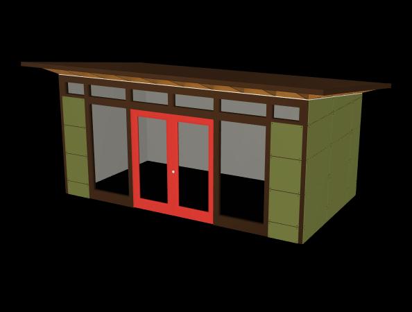 Design A Shed Online With Images Studio Shed Building A Deck Prefab Sheds