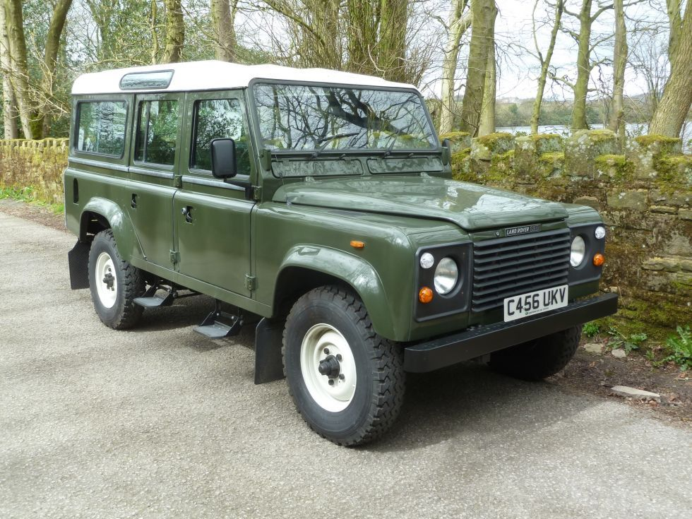 1985 Land Rover 110 Station Wagon | Land rovers | Pinterest | Land