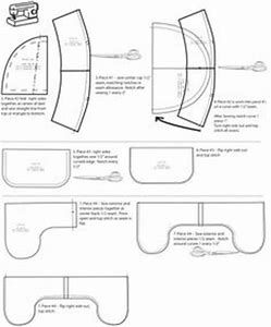 Image result for Free Cloche Hat Sewing Pattern   Sewing projects ... b3170c7cc57
