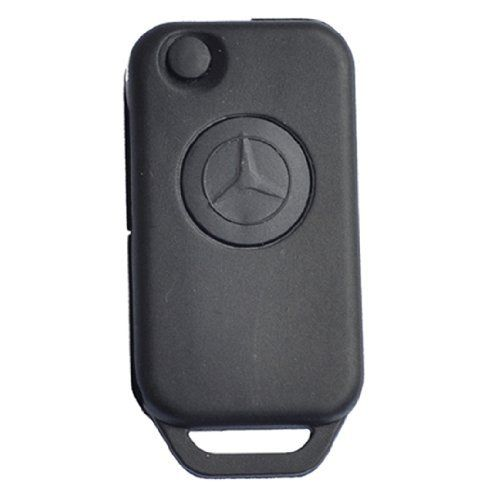 New 1 Button A BLADE Remote Flip Key Shell For Mercedes-Benz