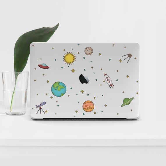 Rocket Macbook Pro 13 Case Space Laptop Pro Cover Mac Retina | Etsy