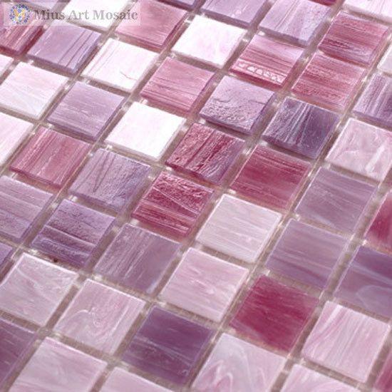 2016 new fashion purple bathroom tiles glass swimming pool tile mosaic sp049 icon2 luxury designer - Magenta Bathroom 2016