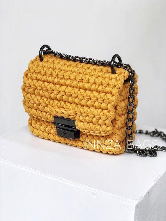 4dd959fbad Crochet Bag for Women Girls