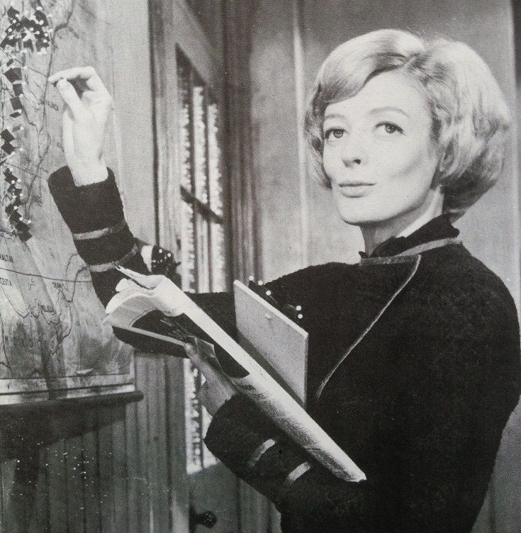 """Maggie Smith, """"The Prime of Miss Jean Brodie"""", 1969"""