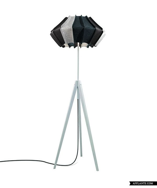 Joseph Lamp Collection // Ludovic Roth Design Studio | Afflante.com