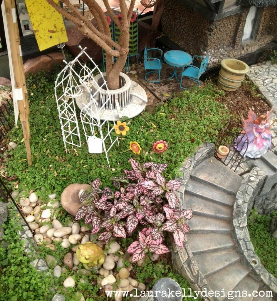 38 Faboluos DIY Fairy Garden Ideas and Accessories To Add Some ...
