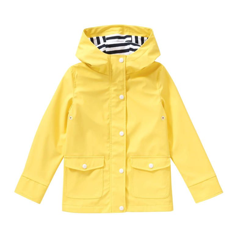 Kid Girls' Rain Jacket - Joe Fresh - for duck costume (with yellow ...