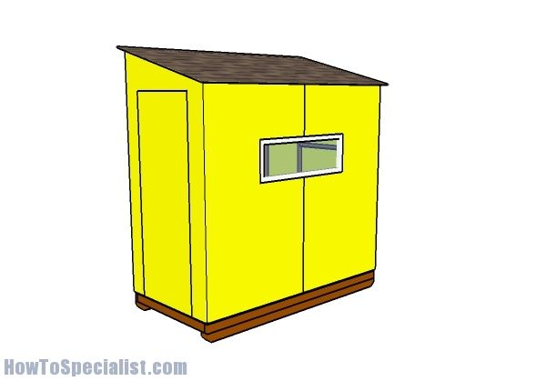 4x8 ice shack plans | diy plans | pinterest | ice fishing, fish and