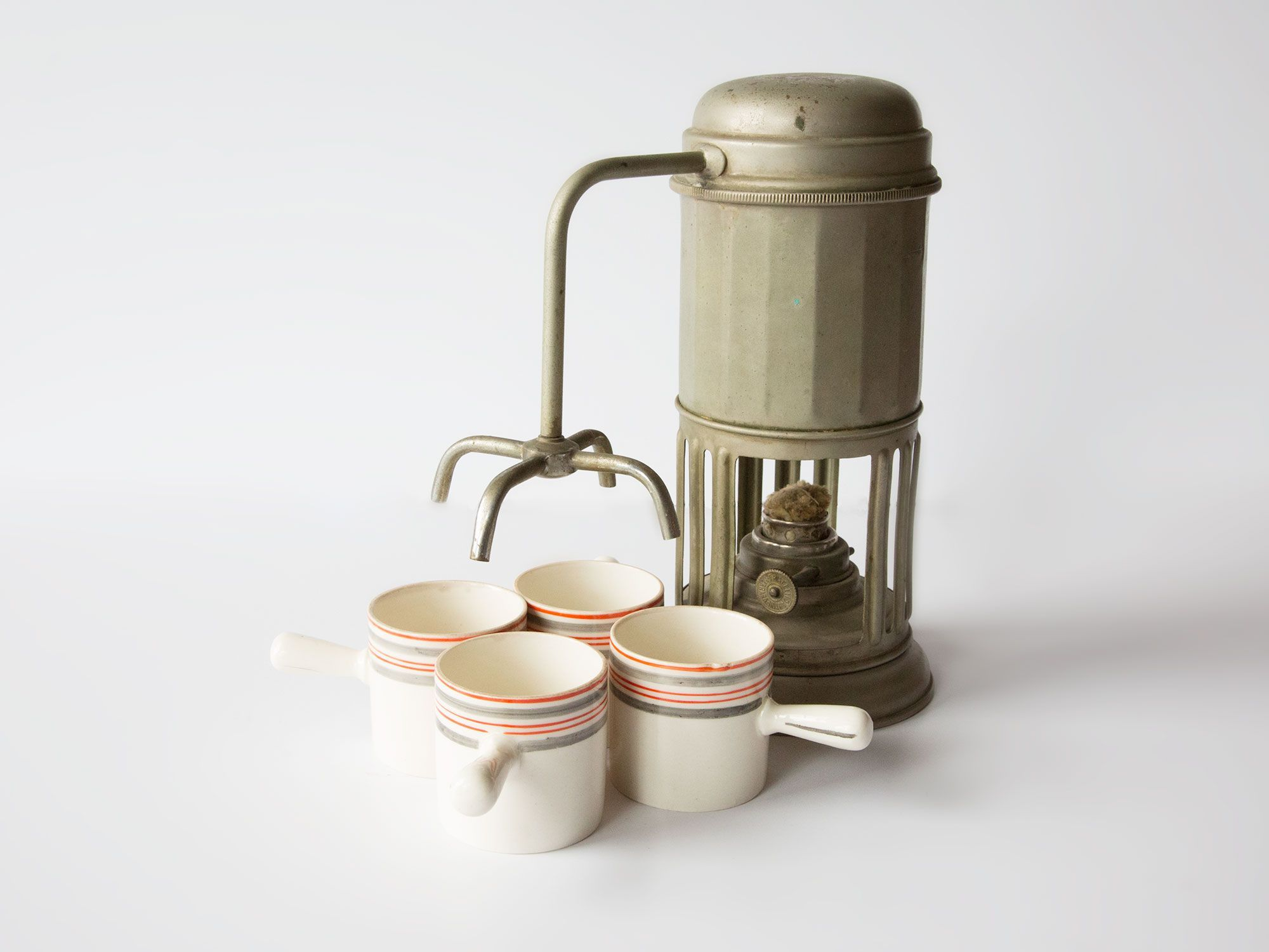 Collections John McCormick's Vintage Espresso Makers