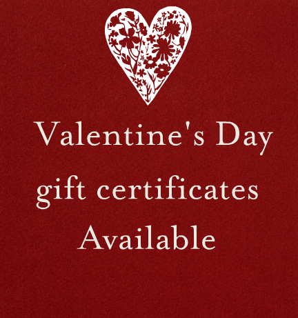 Always available Massage Therapy Pinterest – Valentines Day Gift Card