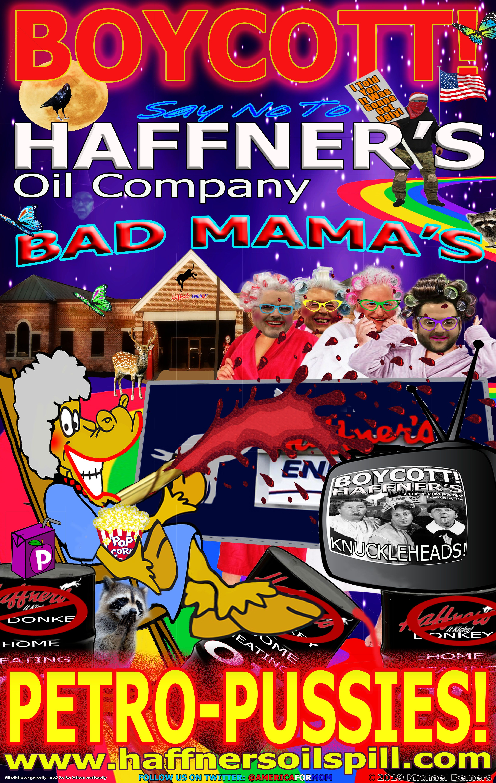 Boycott haffners heg inc haffners oil company