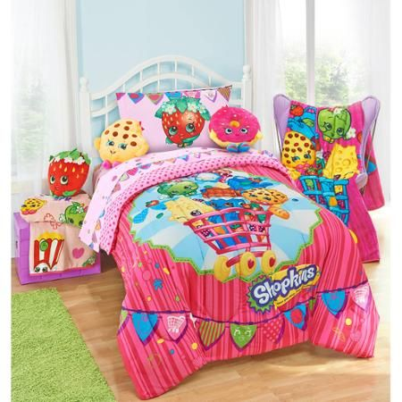 Home Shopkins Room Kids Bedding Sets Shopkins Bedding