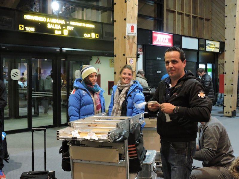 SCIAREMAG.IT - L'Odissea di Livio Magoni, Federica Brignone, Nadia Fanchini e Danilo Sbardellotto per arrivare a Ushuaia (dal diario di Bordo di Livio)