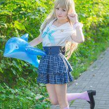 Uwowo - LoveLive! Kotori Minami Cosplay Costume