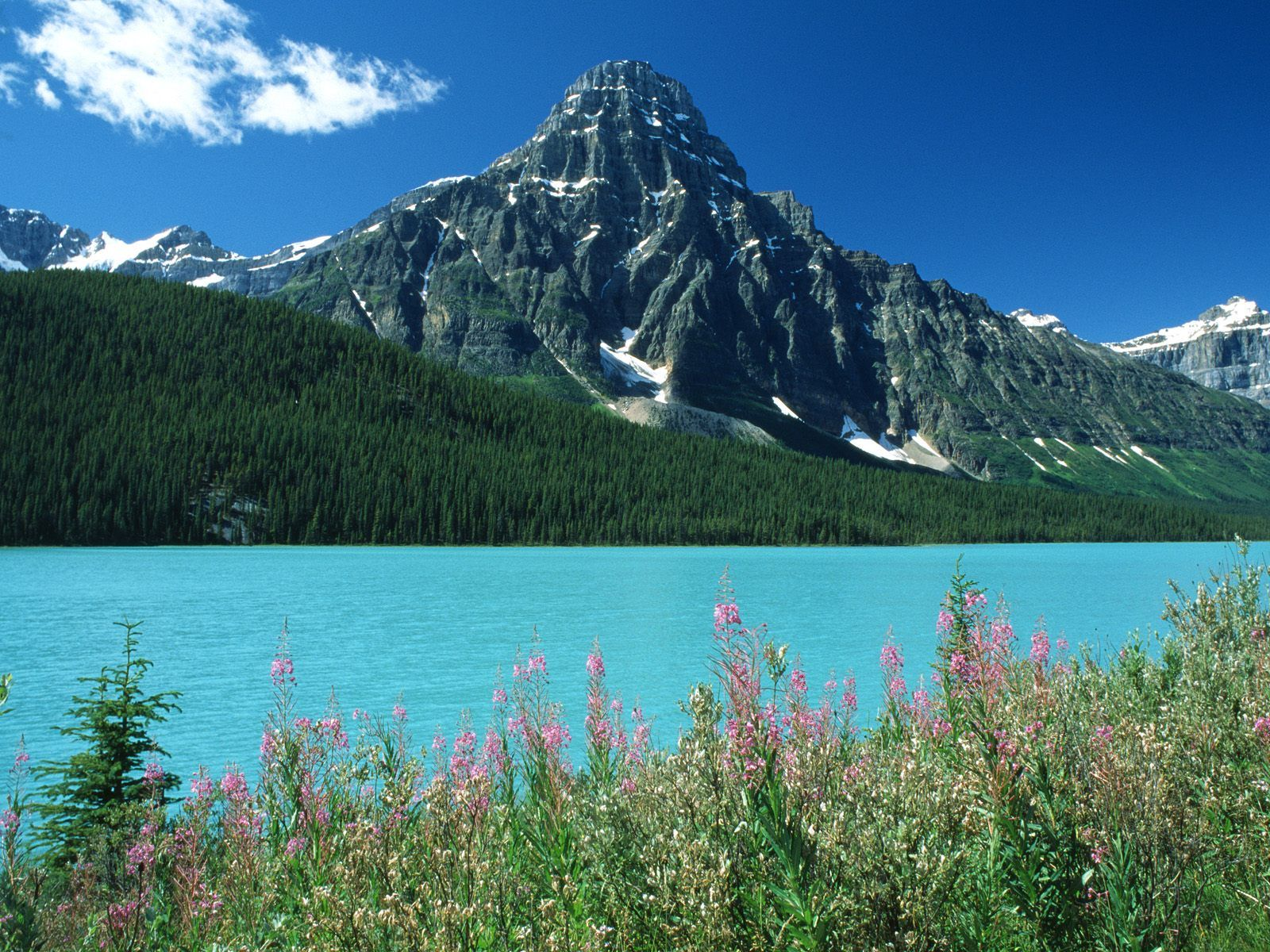 The Winston Churchill Range Is A Mountain Range In The