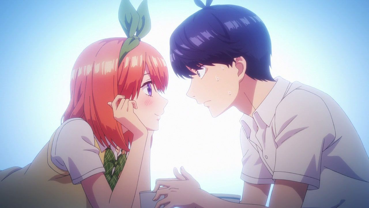Futarou yotsuba anime romance anime yotsuba manga