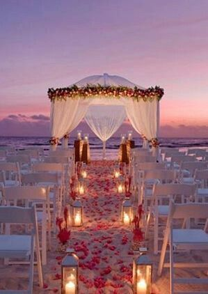 50 Beach Wedding Aisle Decoration Ideas   The Perfect Day     For more information on my FREE Destination Wedding Photography offer   visit www AdventuresofAugust com Destination wedding Punta Cana  DR