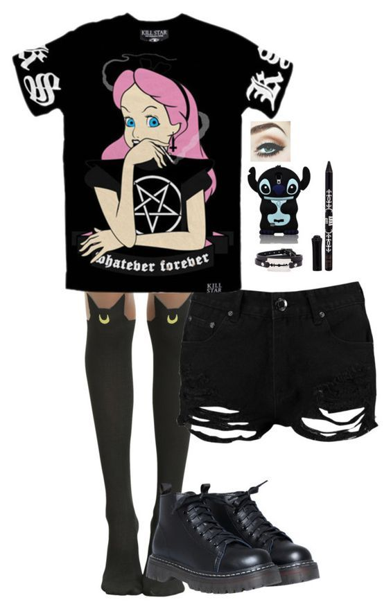 20 EMO Outfits Ideas Worth Checking Out #emooutfits