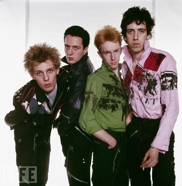 """On Dec. 14, 1979, British band the Clash released their seminal third album, London Calling, breaking through to Americans with their socially conscious lyrics and experimental mix of punk, reggae, ska, and rockabilly. Years later the album, featuring such hits as the title track and """"Train in Vain,"""" was ranked No. 8 on Rolling Stone's list of the 500 Greatest Albums of All Time. To celebrate the 30th anniversary of London Calling, take a look at photos from the Clash's heyday. Pictured…"""