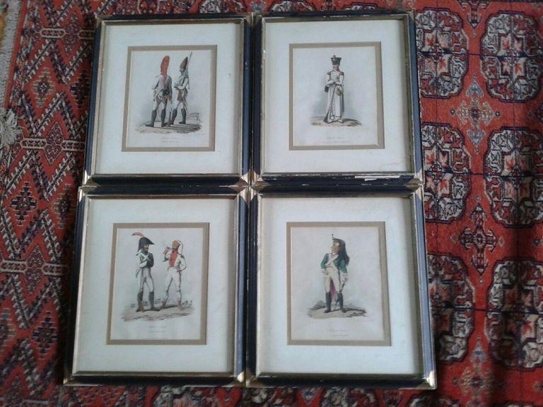 4 lovely prints