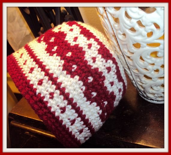 Fair Isle Crocheted Child's Hat <3 | My Crocheted Creations ...