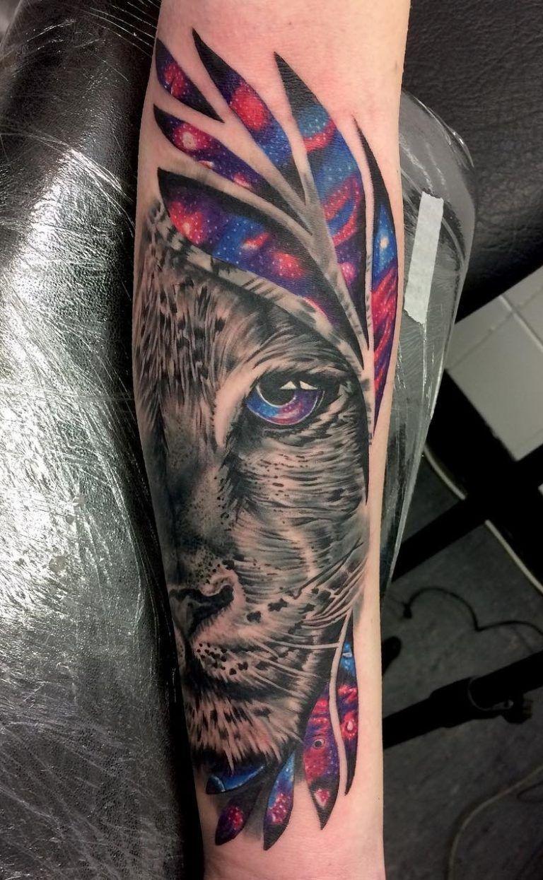 120 Tatuagens de Tigre Incríveis! [Masculinas e Femininas