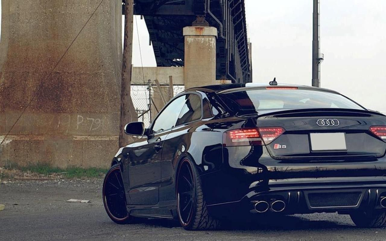 Audi s5 black modified hd - Car wallpapers for galaxy s5 ...
