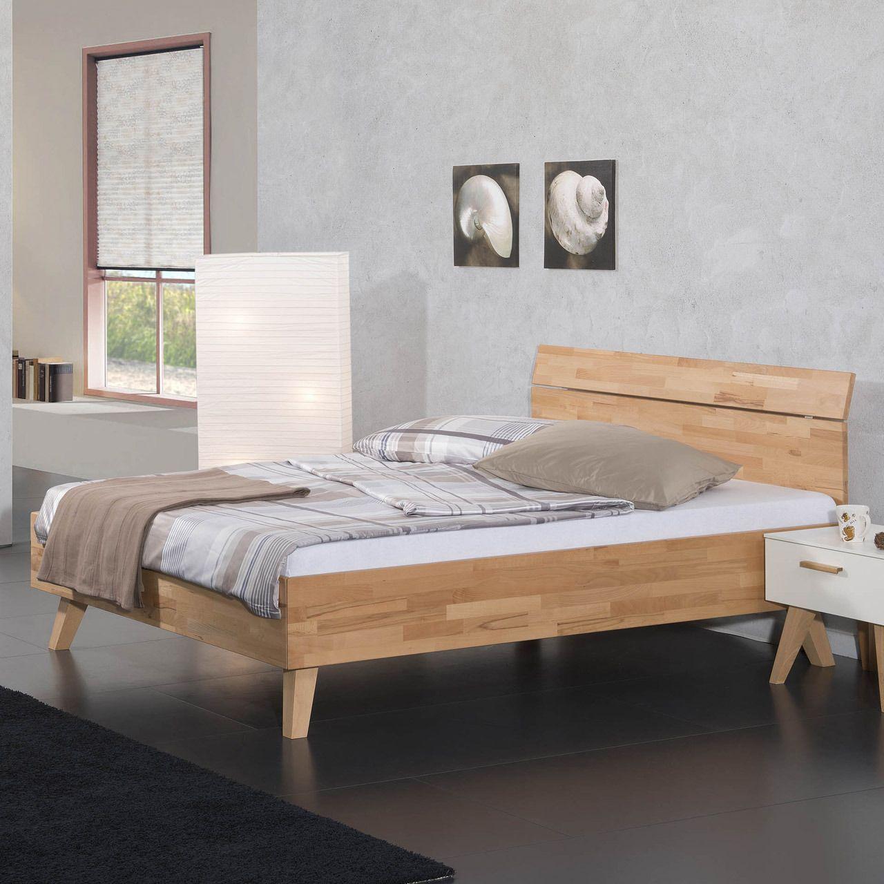 Modular Misano Mileto 2 In 2020 Massivholzbett Bett Ideen Kleiner Nachttisch