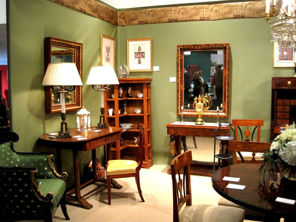 Antique Booth Decorating Ideas Recently I Attended The