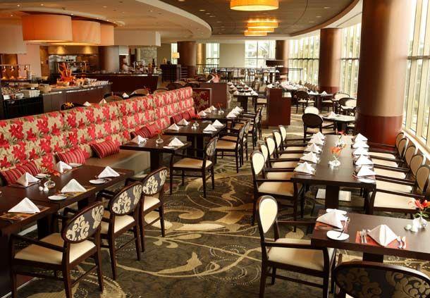 JW Marriott Hotel Lima La Vista  Restaurants  Bars con