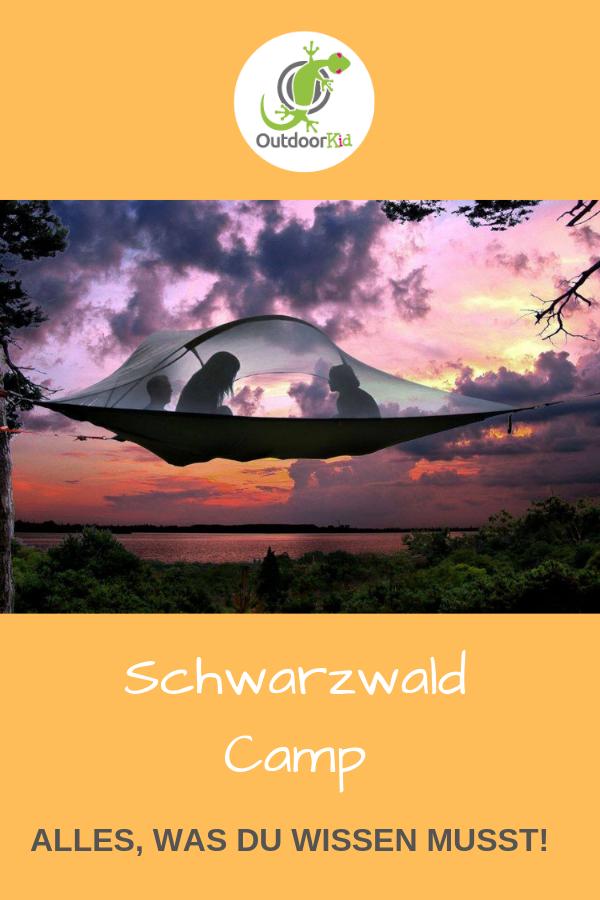 Zelten im Schwarzwaldcamp mehr Natur geht nicht Camping