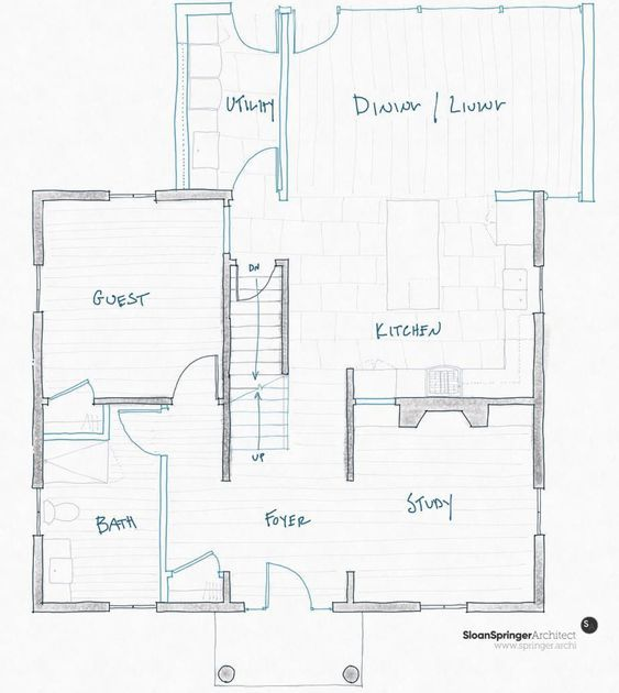 Home Additions Plan Drawings: Home Addition Floor Plan Sketch