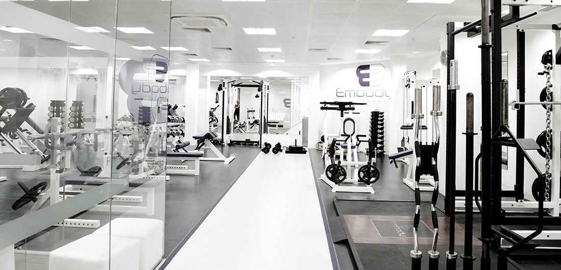Find Personal Trainers In London Luxury Gym Embody Fitness Luxury Gym Gym Design Personal Training