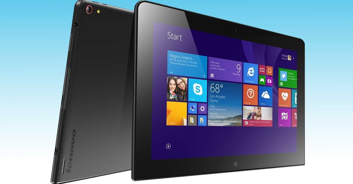 Lenovo ThinkPad 10 Tablet Is All Business Best laptops