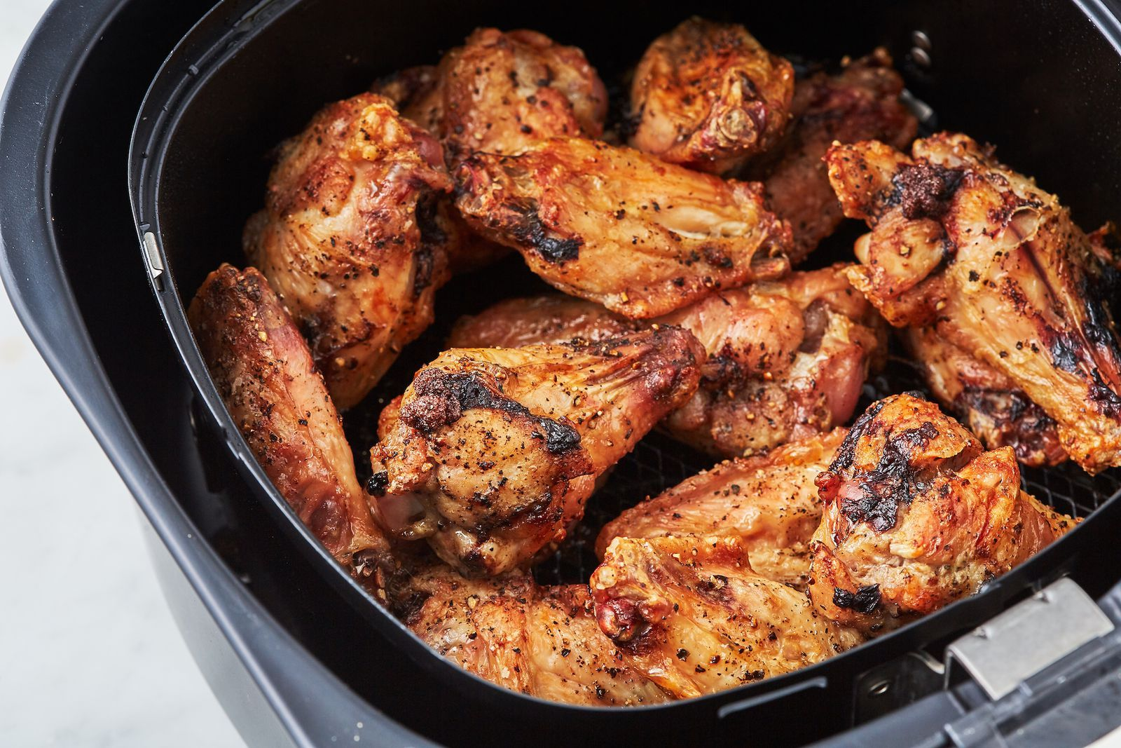 Air Fryer Chicken Wings Recipe (With images) Chicken