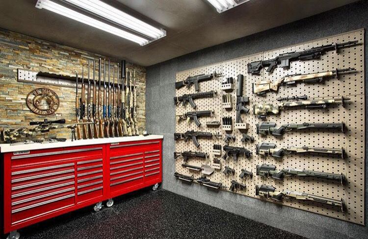 The 25 best gun vault ideas on pinterest gun safe room for Gun vault room