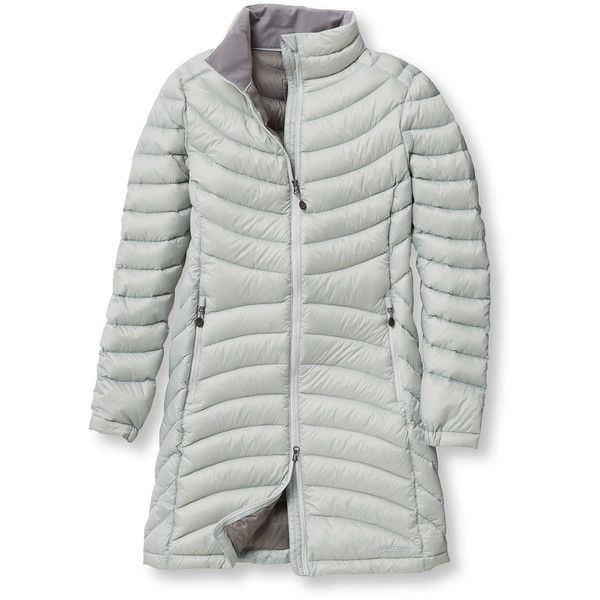 L.L.Bean Women's Ultralight 850 Down Coat Misses Petite (8,395 PHP ...