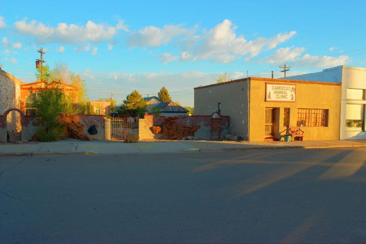 Carrizozo Animal Clinic. 402 12th St, Carrizozo, NM. Early