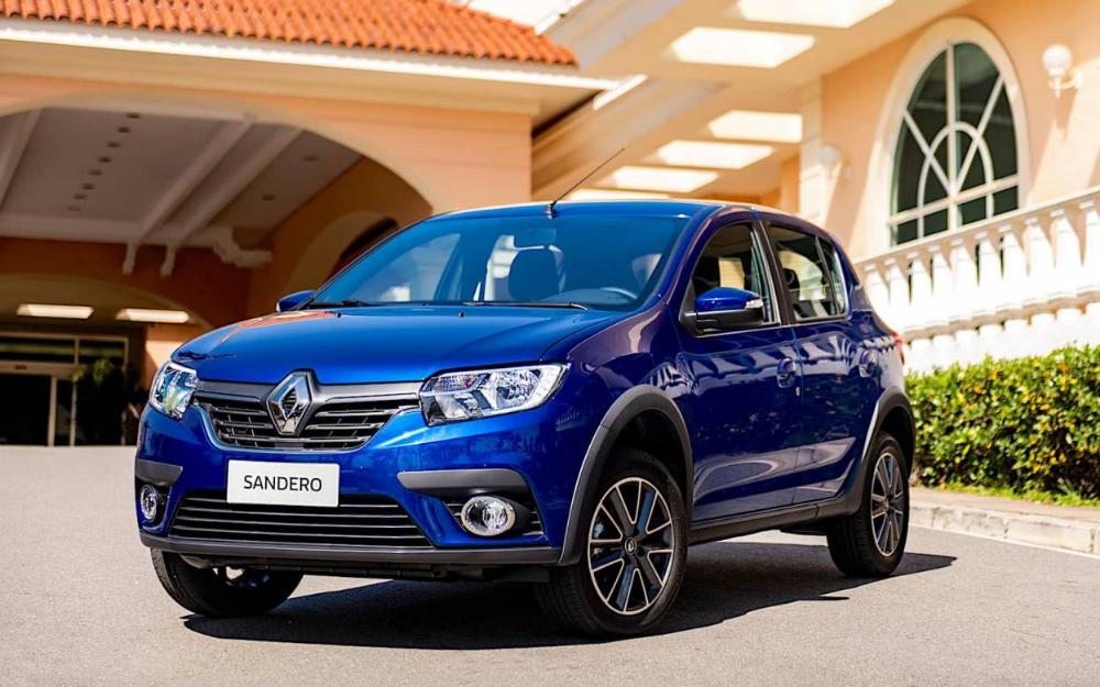 Asi Son Los Renovados Renault Logan Y Sandero 2020 Renault Sandero Stepway Planos Mecanicos Sistema Android