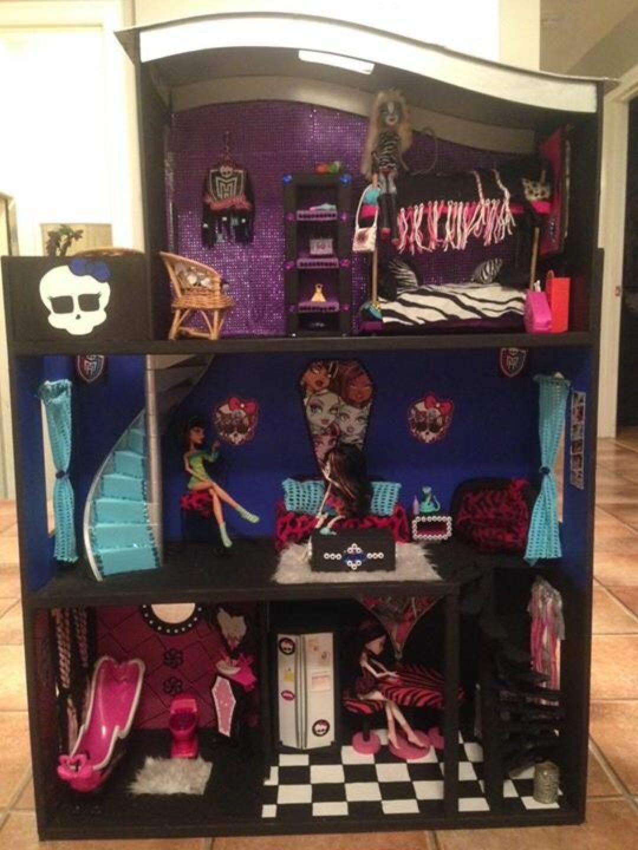 Monster High Doll House Monster High Doll Monster High