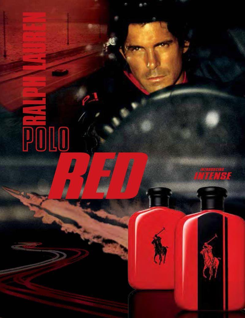 Ralph Lauren Polo Red Intense Nacho Figueras Nacho