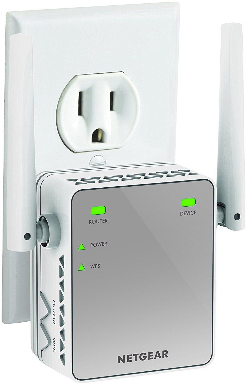 NETGEAR N300 Wi-Fi Range Extender | Wi-Fi Range Extenders ...