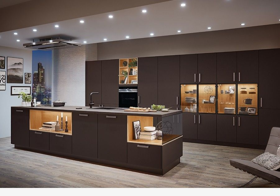 Quality Made In Germany Cozinha Chique Cozinhas De Luxo E Interiores